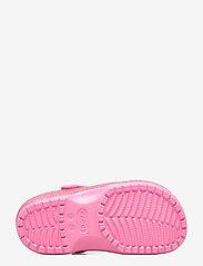 Crocs - Classic Glitter Clog K - pink lemonade - 4