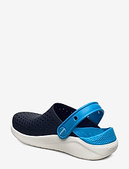 Crocs - LiteRide Clog K - navy/white - 2