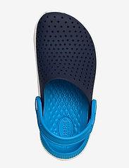 Crocs - LiteRide Clog K - navy/white - 3