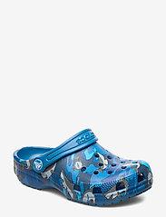 Crocs - Classic Shark Clog PS - prep blue - 0