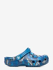 Crocs - Classic Shark Clog PS - prep blue - 1