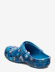 Crocs - Classic Shark Clog PS - prep blue - 2