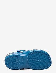 Crocs - Classic Shark Clog PS - prep blue - 4