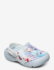 Crocs - Crocs FL Disney Frozen 2 Clg K - mineral blue - 0