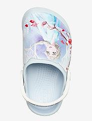 Crocs - Crocs FL Disney Frozen 2 Clg K - mineral blue - 3