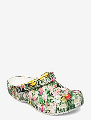 Crocs - Classic Printed Floral Clog - white/multi - 0