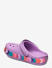 Crocs - Crocband Chevron Beaded Clog K - crocs - orchid - 2
