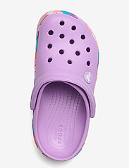 Crocs - Crocband Chevron Beaded Clog K - crocs - orchid - 3