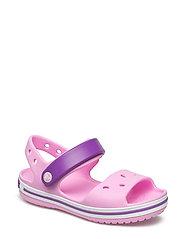 Crocband Sandal Kids - CARNATION/AMETHYST