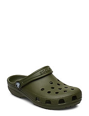 Classic Clog  - ARMY GREEN