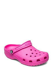 Classic Clog  - ELECTRIC PINK