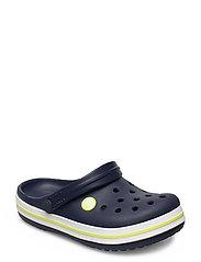 Crocband Clog K - NAVY/CITRUS