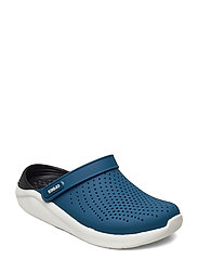 LiteRide Clog - VIVID BLUE/ALMOST WHITE