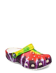 Classic Tie Dye Graphic Clog K - MULTI