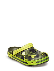 Crocband MultiGraphic Clog - CITRUS