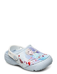 Crocs FL Disney Frozen 2 Clg K - MINERAL BLUE