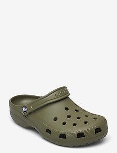 Classic - matalat sandaalit - army green