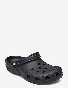 Classic - płaskie sandały - black