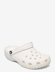 Classic - matalat sandaalit - white