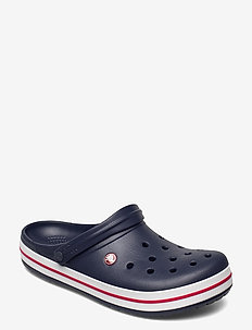 Crocband - pool sliders - navy