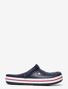 Crocband Blk - badtofflor - navy