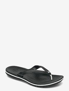 Crocband Flip - klip-klapper - black