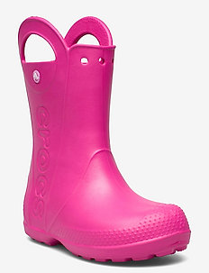 Handle It Rain Boot Kids - gummistøvler - candy pink