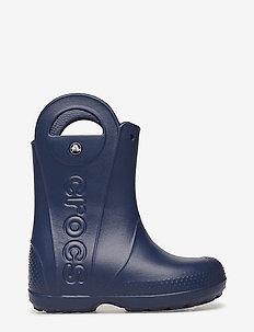 Handle It Rain Boot Kids - uforede gummistøvler - navy
