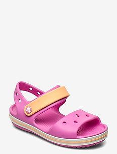 Crocband Sandal Kids - clogs - electric pink/cantaloupe