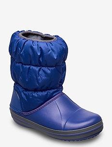 Winter Puff Boot Kids - vinter boots - cerulean blue/light grey