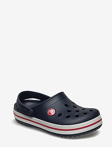 Crocband Clog K - crocs - navy/red