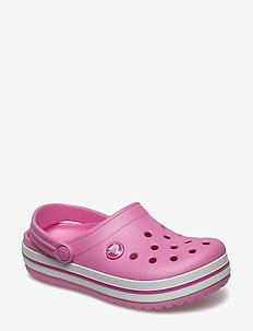 Crocband Clog K - PARTY PINK
