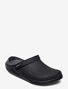 LiteRide Clog - pool sliders - black/slate grey