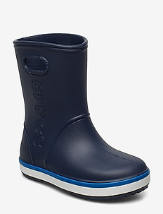 Crocband Rain Boot K - NAVY/BRIGHT COBALT