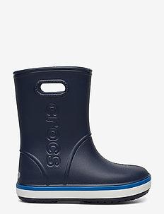 Crocband Rain Boot K - gumowce nieocieplane - navy/bright cobalt