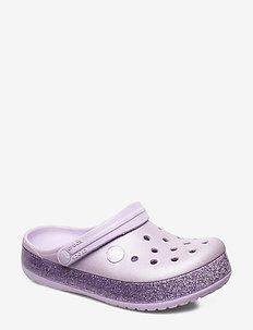 Crocband Glitter Clog K - crocs - lavender