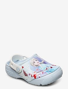 Crocs FL Disney Frozen 2 Clg K - crocs - mineral blue