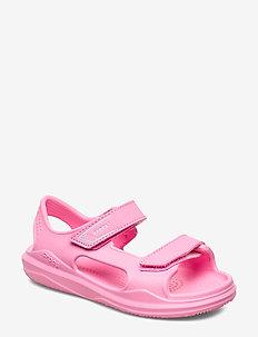 Swiftwater Expedition Sandal - crocs - pink lemonade/pink lemonade