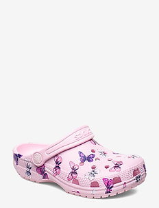 Classic Butterfly Clog - BALLERINA PINK