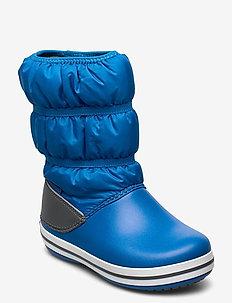 Crocband Winter Boot K - vinter boots - bright cobalt/light grey