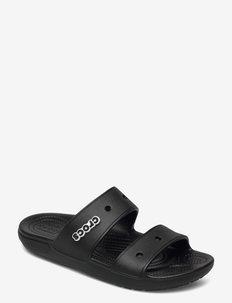 Classic Crocs Sandal - matalat sandaalit - black