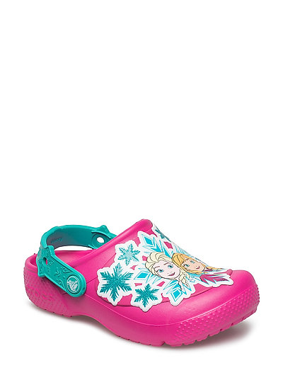 Crocs Fun Lab Frozen Clog K - CANDY PINK
