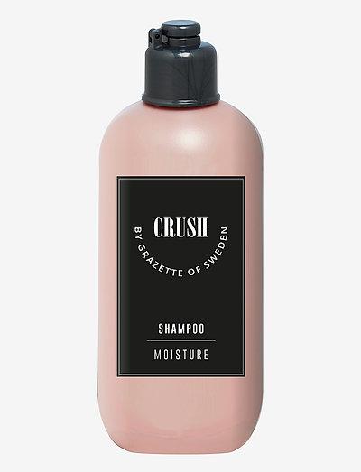 Crush Shampoo Moisture - shampoo - clear