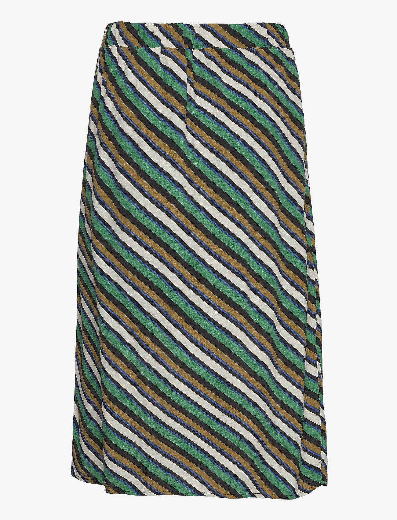 Culture - CUrosalinde Skirt - midi - verdant green