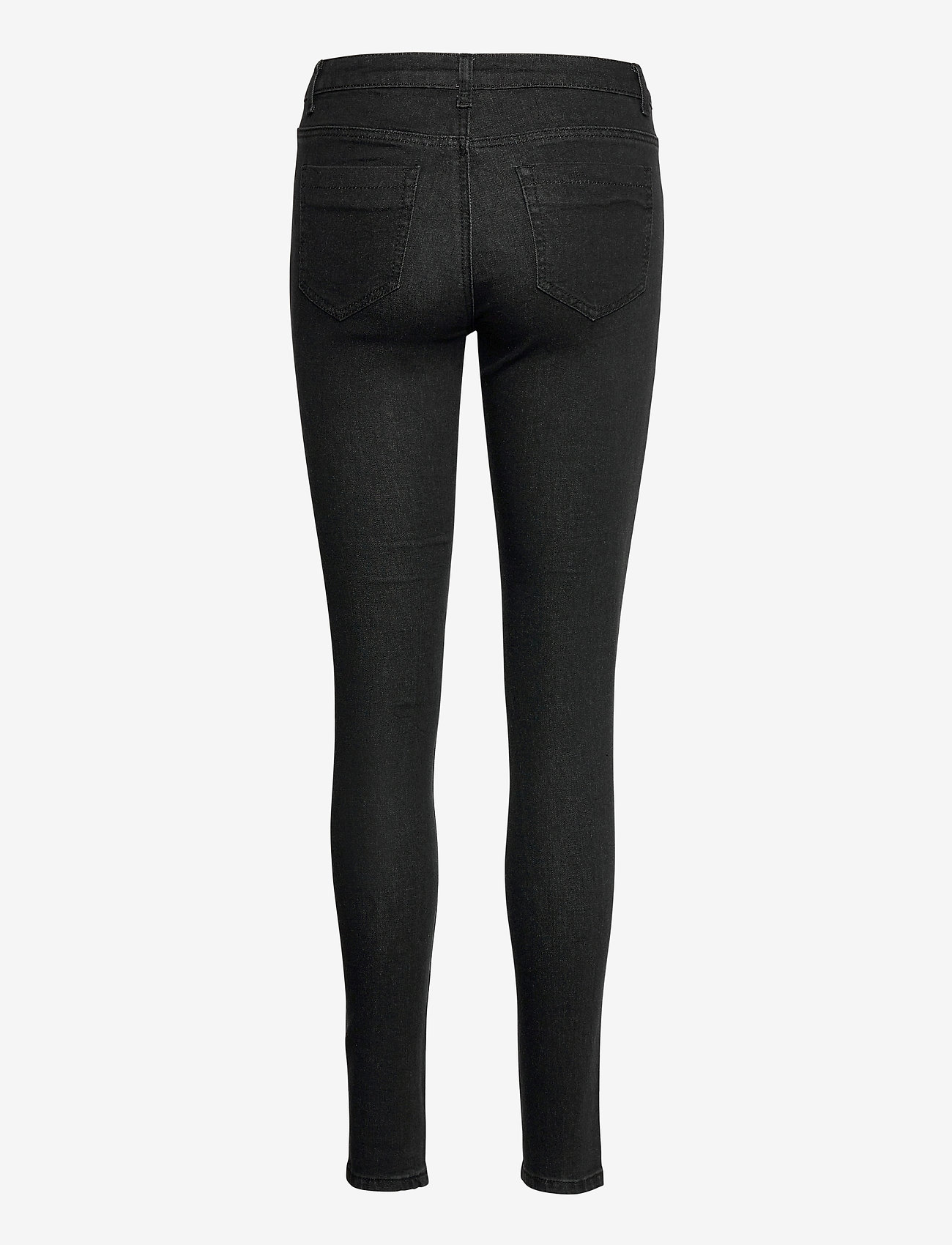 Culture - CUasta Denim Pants - skinny jeans - black wash - 1