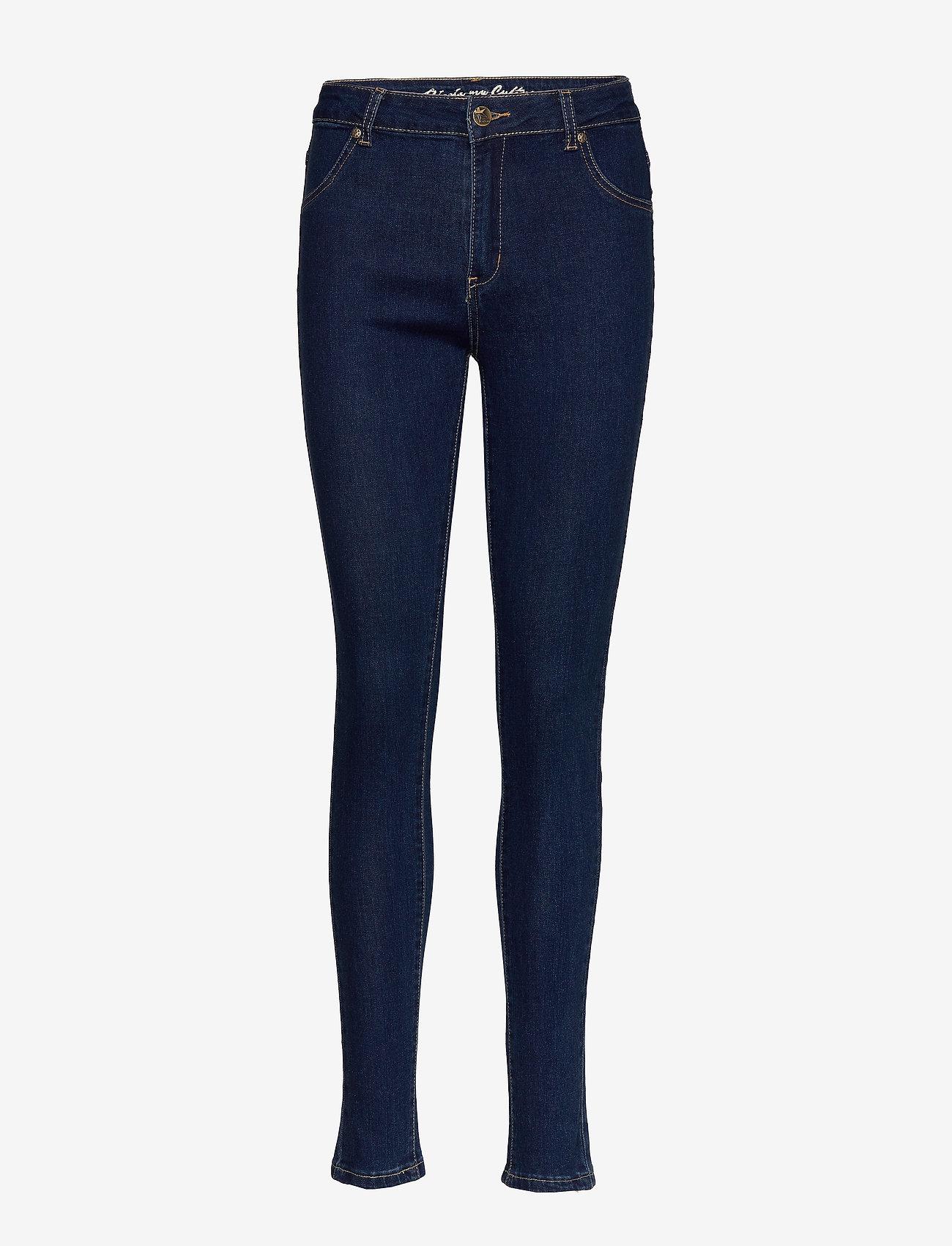Culture - CUasta Denim Pants - skinny jeans - blue wash - 0