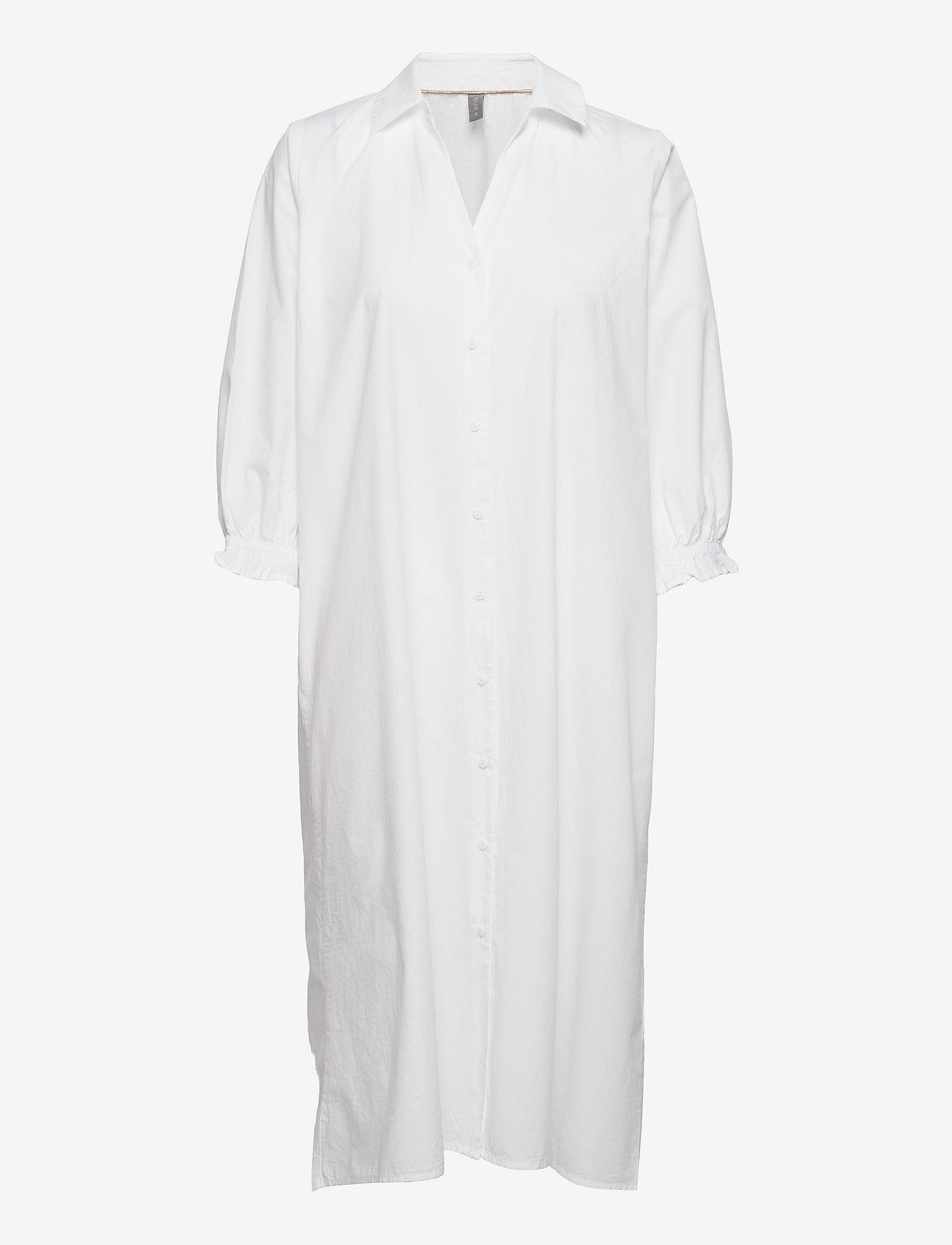 Culture - CUolena Dress - blousejurken - white - 0