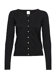 Annemarie Cardigan - BLACK