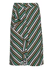 CUrosalinde Skirt - VERDANT GREEN