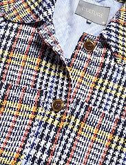 Culture - CUrenea Shirt Jacket - overshirts - blue iris - 3